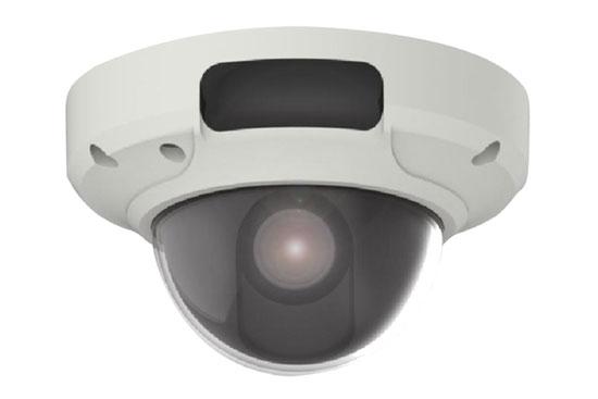 מצלמת כיפה IP 4MP עדשה קבועה רחבה
