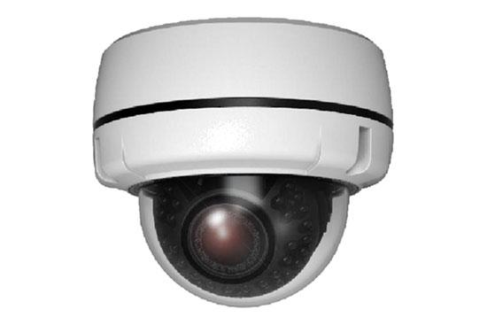 מצלמת כיפה IP 4MP עדשה משתנה