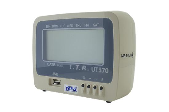 שעון צלצולים דגם UT370