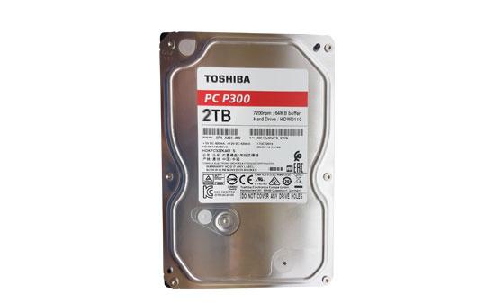 דיסק קשיח 2TB TOSHIBA