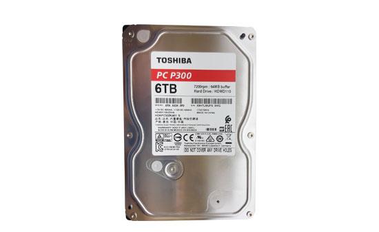 דיסק קשיח 6TB TOSHIBA