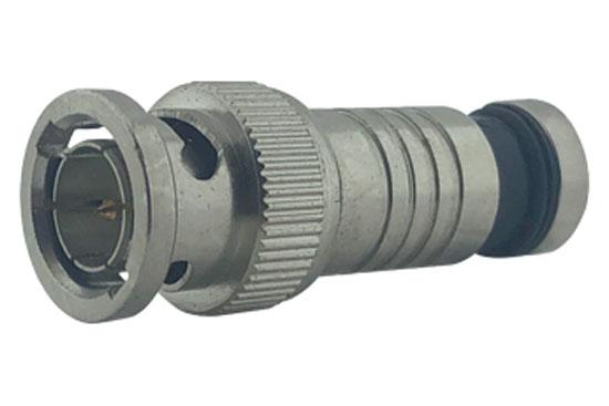 תקע BNC בהידוק RG-59
