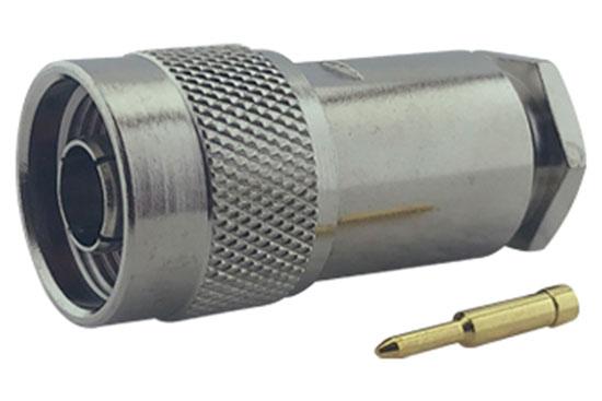 תקע הלחמה RG-58 - N