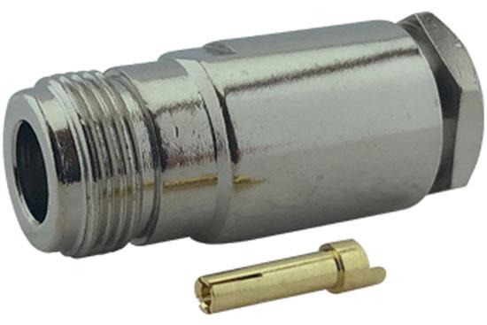 שקע הלחמה RG-213 - N