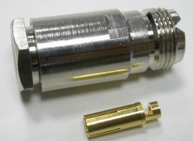 שקע הלחמה  RG-213 -PL259