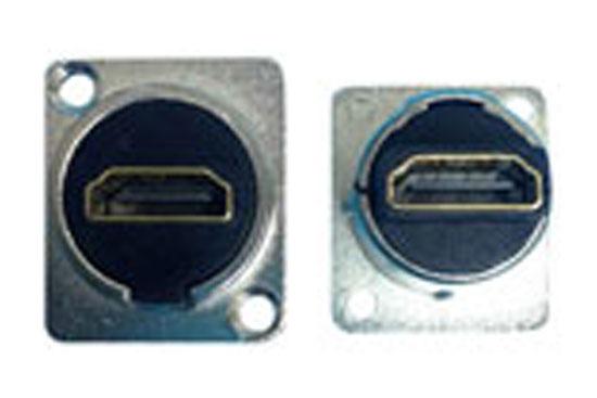 מסגרת XLR מעביר שקע שקע HDMI