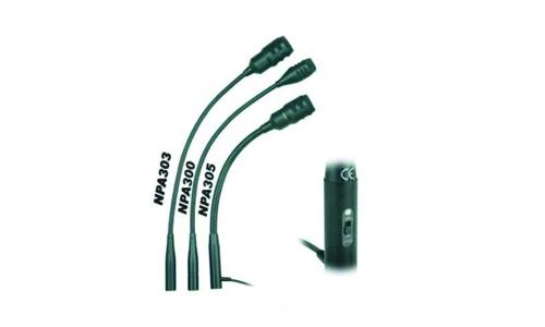 מיקרופון צוואר גמיש NPA-300