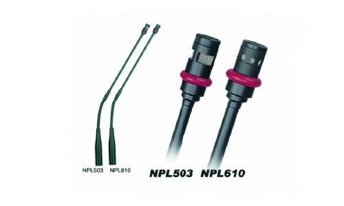 מיקרופון צוואר גמיש NPL503