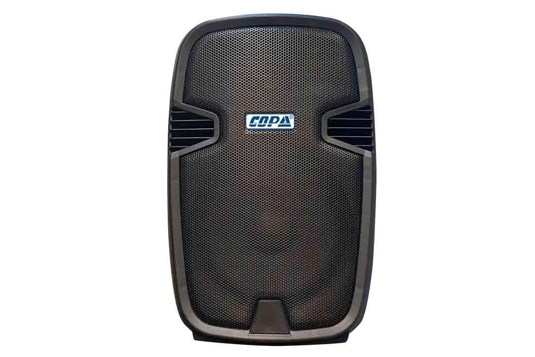 """בידורית """"COPA 150W 10 עם מיקרופון אלחוטי"""