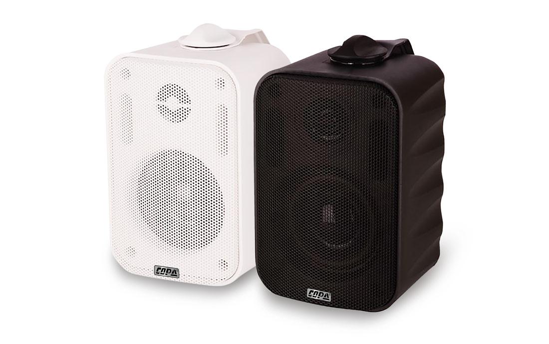"""זוג רמקולים 4"""" COPA 20WX2 Bluetooth"""