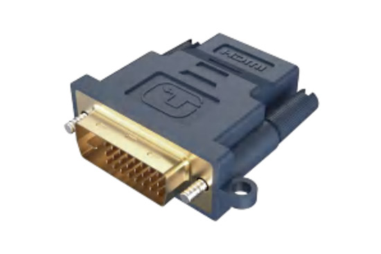 DVI Male to HDMI Female Adapter