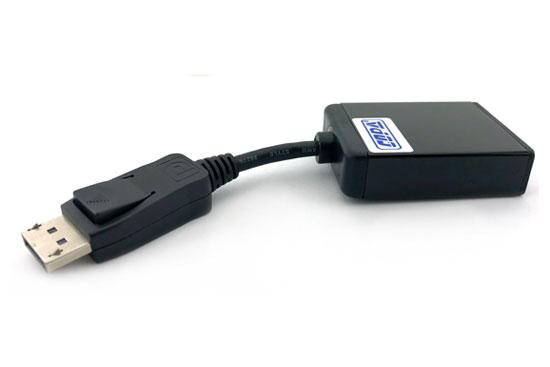 מעביר משקע DVI לתקע Display Port