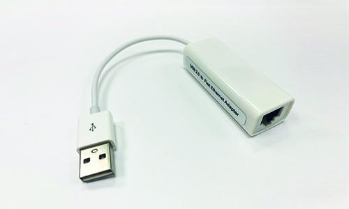 ממיר USB-LAN 10/100