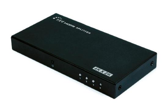 HDMI 1X4 4K