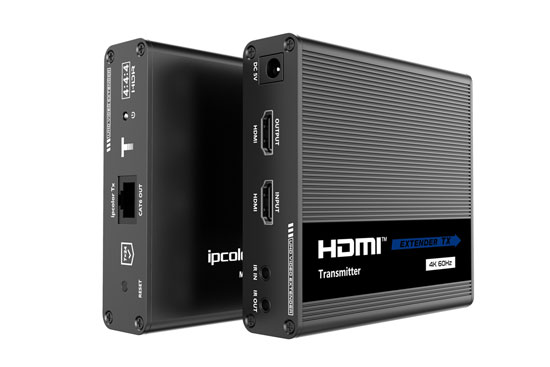 מרחיק HDMI תומך 4K ל70 מטר