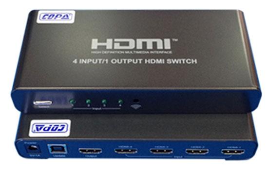 בורר HDMI 4K x 2K 4-1 PIP
