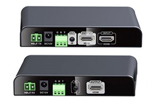 """מרחיק HDMI ע""""ג זוג חוטים"""