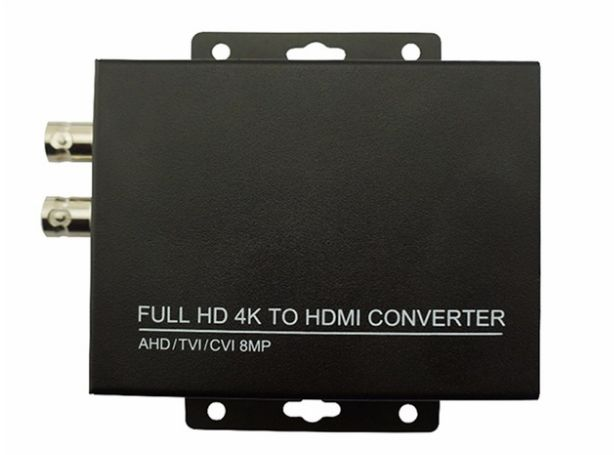 AHD/TVI/CVI/CVBS To HDMI