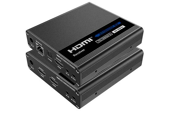 HDMI 70m Extender and Spliter Ipcolor