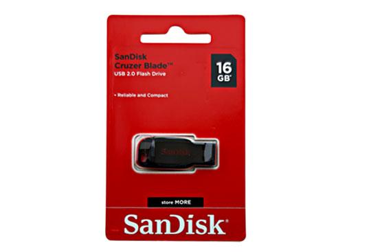 דיסק און קי 16GB SanDisk