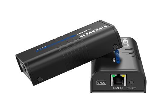 מרחיק ומפצל HDMI ברזולוציה 1080P עד 120 מטר