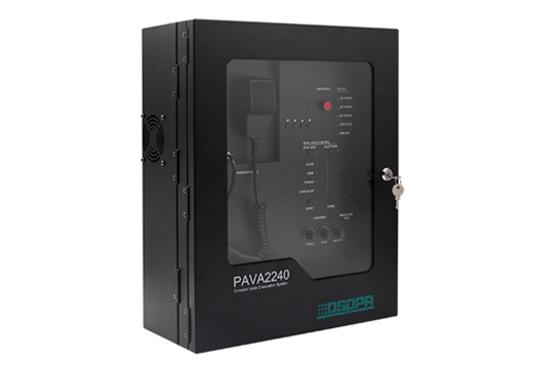 מערכת כריזה תקן 1220 PAVA-2240 240W