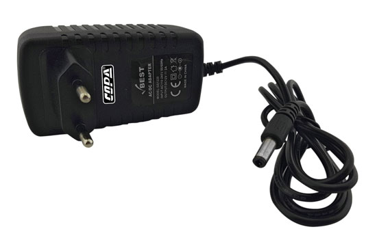ספק 12V 1A ליניארי עבור מערכת CM-800/CM-801