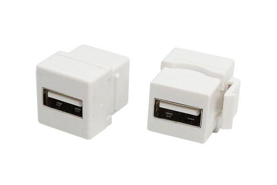 שקע USB לשקע USB