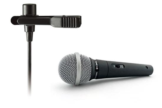 מיקרופונים לשירה